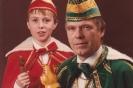1984 Prins Johan Wieggers en Jeugdprins Jerzy Zwartkruis