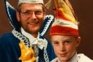1987 Prins Paul Ubbink en Jeugdprins Remon Berends