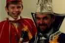 1988 Prins Henk de Kock en Jeugdprins Tom Peters