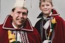 1992 Prins Adriaan Worm en Jeugdprins Danny Wolf