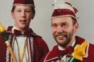 1995 Prins Ton Grisel en jeugdprins Robert Coppoolse