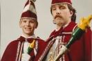 1996 Prins Jan van Haren en jeugdprins Joerie van Sloten