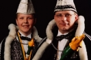 2003 Prins Danny van Hal en jeugdprins Raymon Gores
